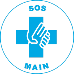 Logo main épaule